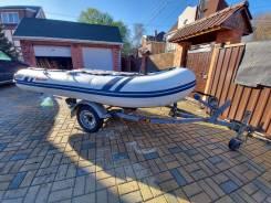 Продаю бронированную лодку Suzumar DS 360 AL