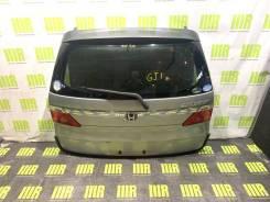 Дверь багажника Honda Airwave GJ1 L15A, задняя