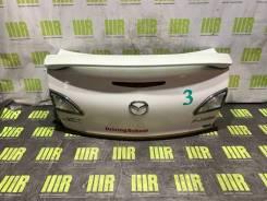 Крышка багажника Mazda 3 BL BL6FJ Z6, задняя