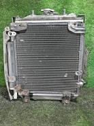 Радиатор основной Toyota DUET, M100A; M100S; M110S; M111S; M110A; M101A, EJDE [023W0020437]