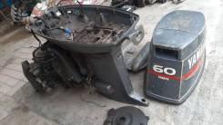 Лодочный мотор под восстановление Yamaha 60