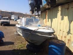 Продам лодку Тунец-580