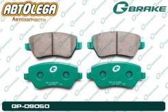 Колодки G-brake Nissan Micra K12E Note E11EUR Almera G15 Renaul Duster