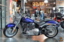 Harley-Davidson Fat Boy, 2020