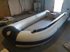 Продам лодку ПВХ Акваджет 430