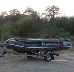 Продам лодку штурман