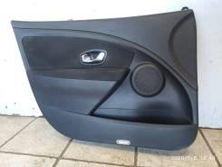 Обшивка передней левой двери Renault Megan 3 Fluence