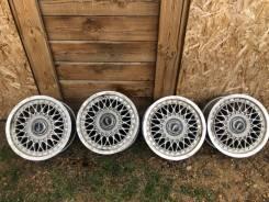 Old school Weds Farmas R15, 4/114.3, 5/114.3 ET 23 /Made in Japan/