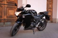 Honda CBR 250RA, 2013
