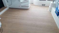 Изготовление и ремонт палубы из тика