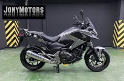 Honda NC 750X ABS, 2014