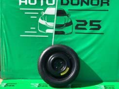 Запасное колесо на Subaru Forester STI II SF5