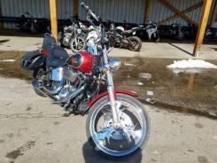 Harley-Davidson Softail Custom FXSTC, 2007