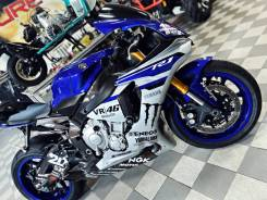 Yamaha YZF-R1, 2016