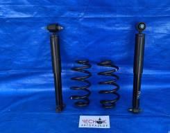 Амортизатор задний пружина Koleos Nissan X-Trail