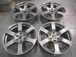 """Красивые литые диски FR Daytona Euro 18"""" 8j (6*120) et+37 цо67.1мм"""