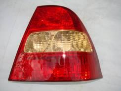 Фонарь задний правый Corolla 120