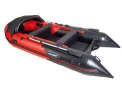 Надувная лодка ПВХ Gladiator E380 в наличии