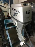 Лодочный мотор Honda 15, нога короткая , из Японии