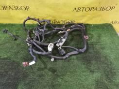 Проводка моторного отсека Lexus GS350