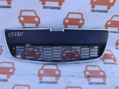 Решётка переднего бампера с хромом Chevrolet Aveo 2012-2015 [95019926]