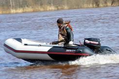Лодка ПВХ Hunter 345 ЛКА