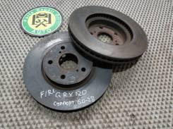 Диск тормозной передний R, L Toyota GRX120, GRS180 -20% На установку