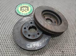 Диск тормозной передний R, L Toyota GRX121, GRS182 -20% На установку