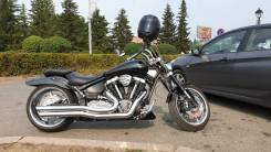 Yamaha Roadstar Warrior, 2008