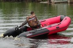 Лодка ПВХ Hunter 365 ЛКА