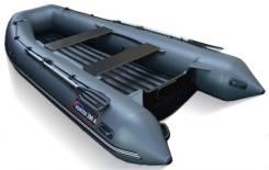 Лодка надувная ПВХ Хантер 390 А