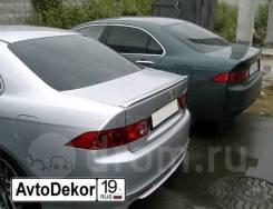 Лип спойлер на багажник Honda Accord 7 (Хонда Аккорд) 2002-2007г