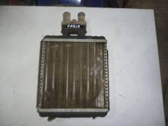 Радиатор отопителя для Skoda Fabia 1999-2007