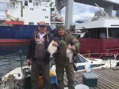 Катер! Рыбачим группами 4-5человек Не дорого,! Скидки. Рейд