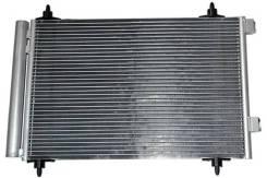Радиатор кондиционера Citroen C4 1.4 / 1.6 / 2.0 Peugeot 307 1.4 /1.6