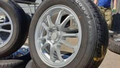 """=Как Новые= Комплект дисков Bridgestone Eco Forme 15"""" 5x100 6J ET45"""
