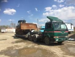 Услуги низкорамного трала перевозка негабаритных грузов до 50 тон