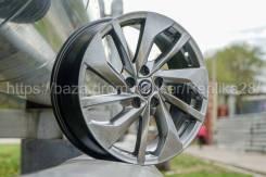 Литые диски Nissan R18 *Hyper Black
