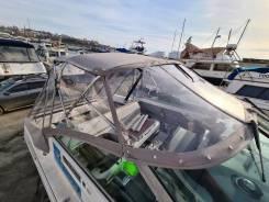 Изготовление тентов на катера, лодки, шлюпки, реставрация салона
