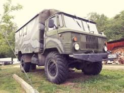 ГАЗ 66-05, 1982