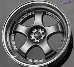 Комплект дисков Style SSR SP1 R18 8.5J ET25 5*100 / 5*114.3 (A026)