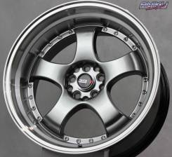 NEW! Комплект дисков Style SSR SP1 R18 9.5J ET25 5*100 / 5*114.3 (A027