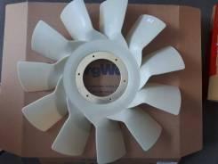 Крыльчатка гидромуфты вентилятора Scania D13 11 лопастей