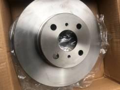 Пара передних тормозных дисков 43512-52090 0986479012 Bosch
