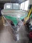 Продам моторную лодку казака 2М