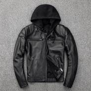 Куртка Кожаная все размеры(Отправим в регионы)