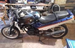 Kawasaki Ninja 250R, 1989