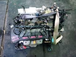 Контрактный двигатель Nissan sanny FB15 #QG15DE '02-'08 Silver Top,2WD
