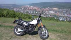 Yamaha TW 225, 2002