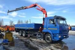КМУ КАМАЗ 65115-3094-50 (Евро-5) + Flli.Ferrari F148 A2 в лизинг, 2019
